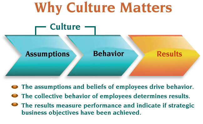corporate as well as organisational culture essay