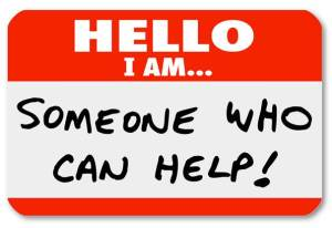 Hello I Am...Someone Who Can Help!